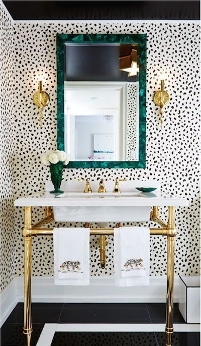 wallpaper powder room with green.jpg
