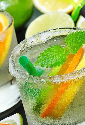 Jalapeño Tequila Smash