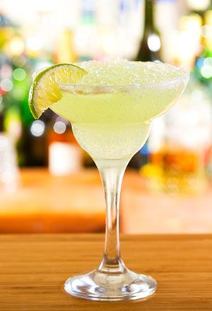 The Classy Margarita