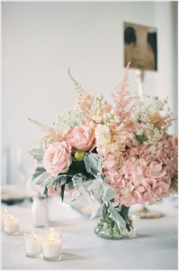 Blush Vintage Arrangement