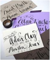 Flourished Calligraphy