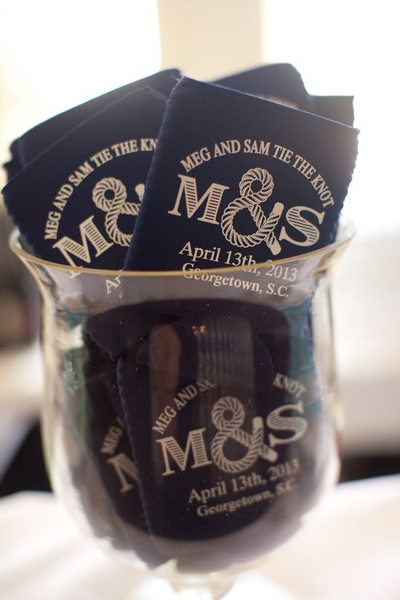 Koozies From Proposal To I Do Lindsy Steinberg Events