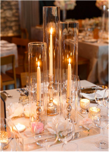 Romantic Candle Centerpiece