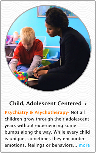 Child Adolescent Centered