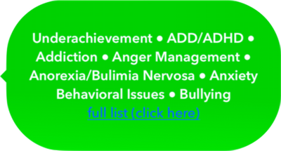 Mental and Behavioral Conditions Treated