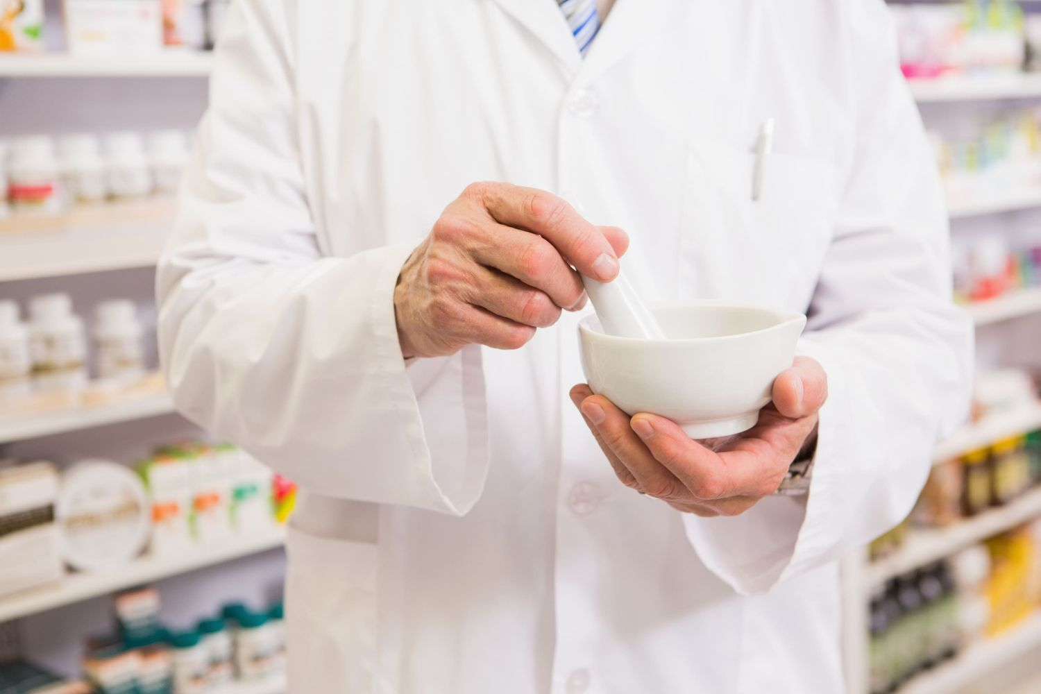 Pharmacy Compounding Medication