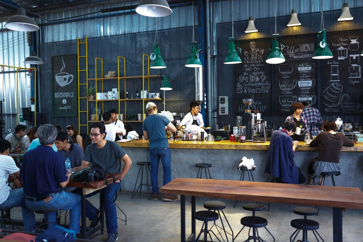 Austin Coffee and Barista Equipment