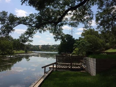 Waterfront Lot on Lake Marble Falls