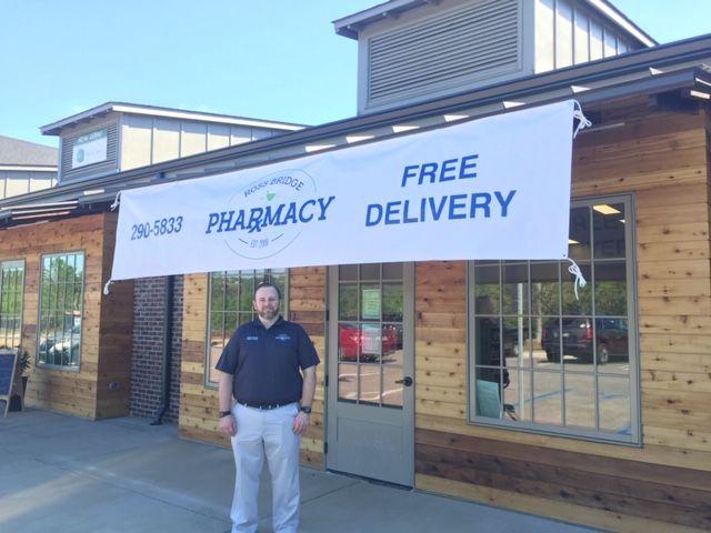 Welcome to Ross Bridge Pharmacy