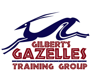 Gilbert's Gazelles Training Group logo