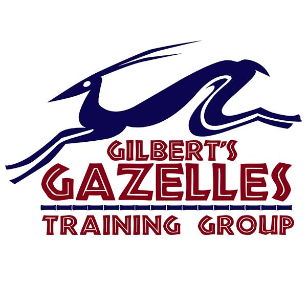 Gilbert's Gazelles Training Group logo