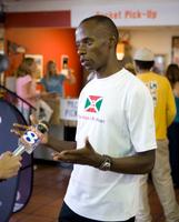 Gilbert Tuhabonye on FoxTV News Channel 8 Austin