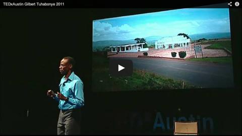 TEDxAustin 2011: Gilbert Tuhabonye
