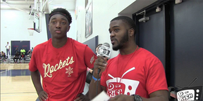 Kyree Walker Interview | John Lucas All Star Weekend 2016