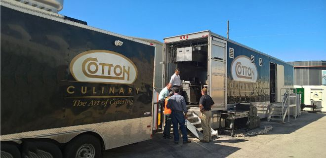 What's Cookin' - Cotton Culinary: Catering Company