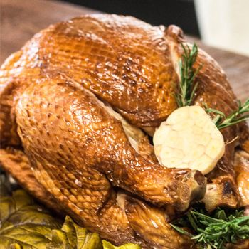 Turkey Preparation Tips - Holiday Catering