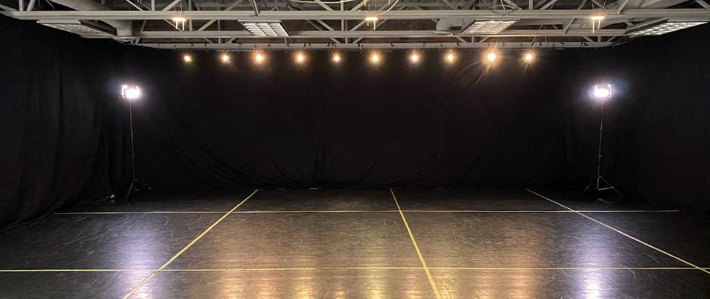 Studio #4 - Black Box Theatre