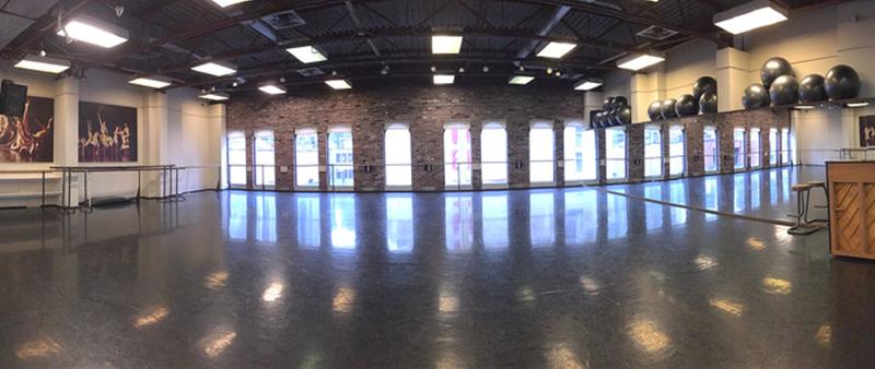 Studio Rentals - Harbour Dance Centre