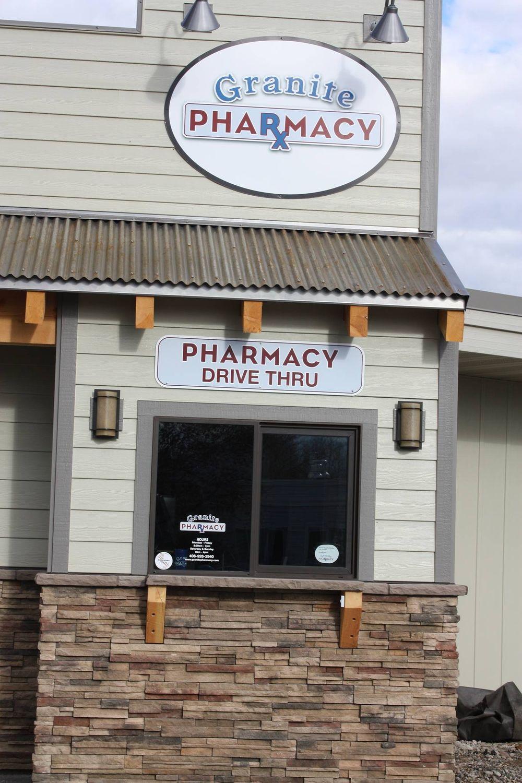 Granite Pharmacy Drive Thru Window.jpg