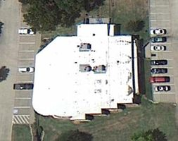 ECI, Inc. Animal Hospital of Rowlett Project Profile (air overview)