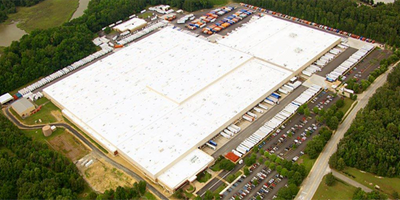 ECI, Inc. Dan Daniel Distribution Center Project Profile 01