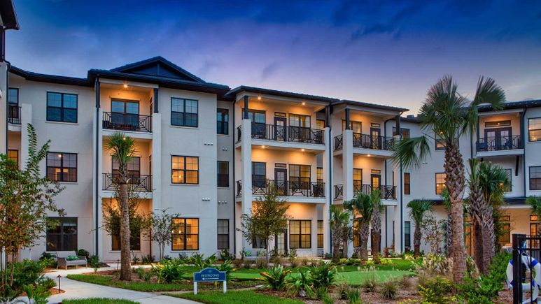 Independent Living Apartments near Jacksonville