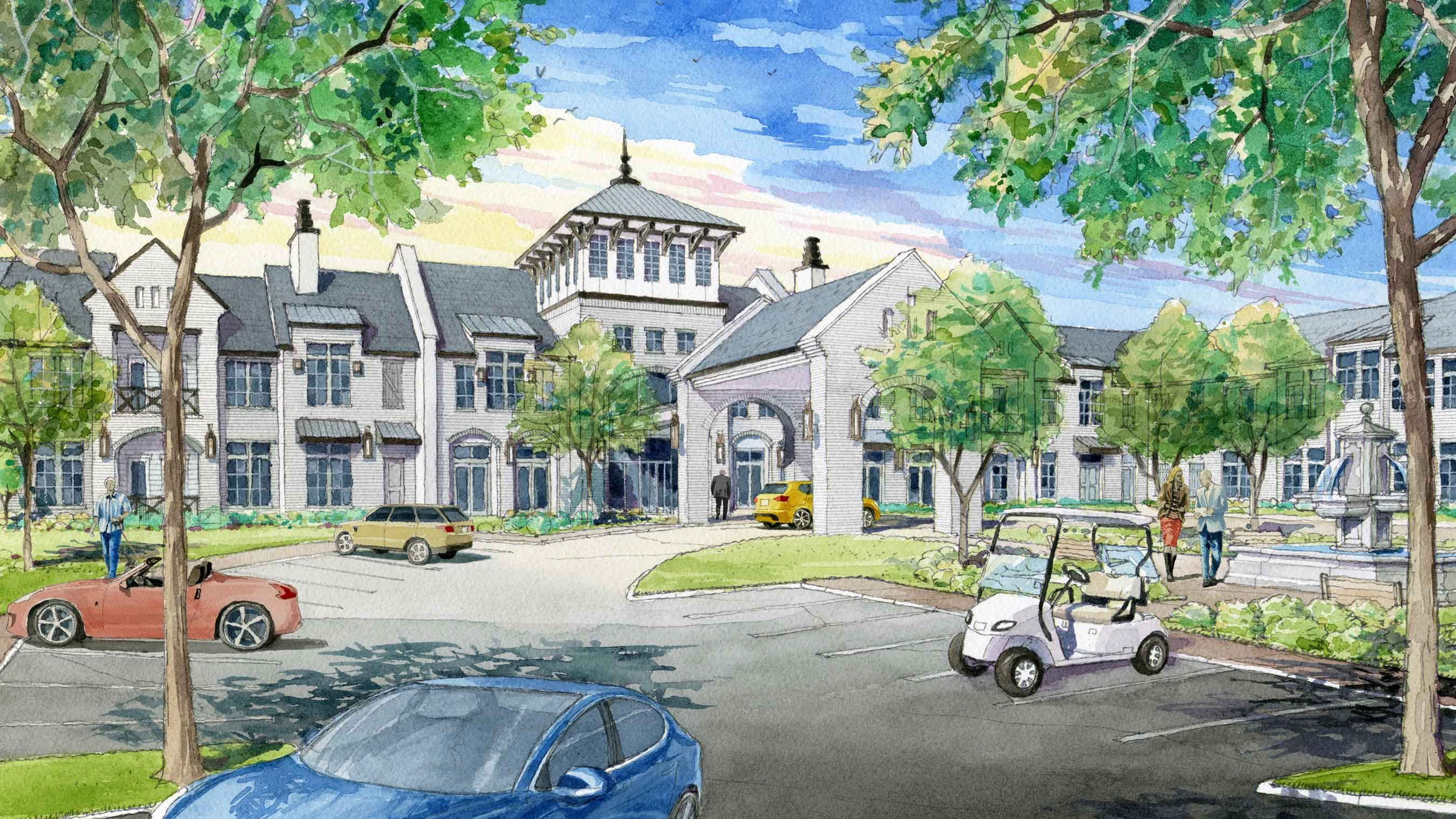 Legendary Living Montgomery - New Senior Apartments in Memphis Tennessee