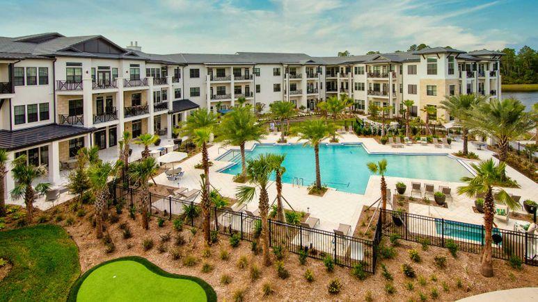 Senior Citizen Apartments near Jacksonville, Florida