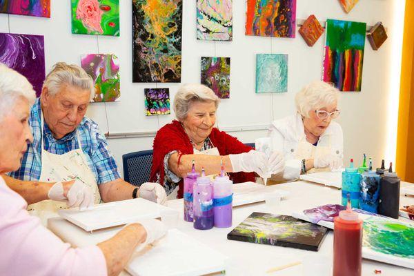 Senior Community Activities