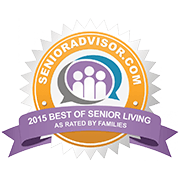 Senior Advisor Best of Senior Living Award