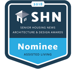 2018 Senior Housing News Award