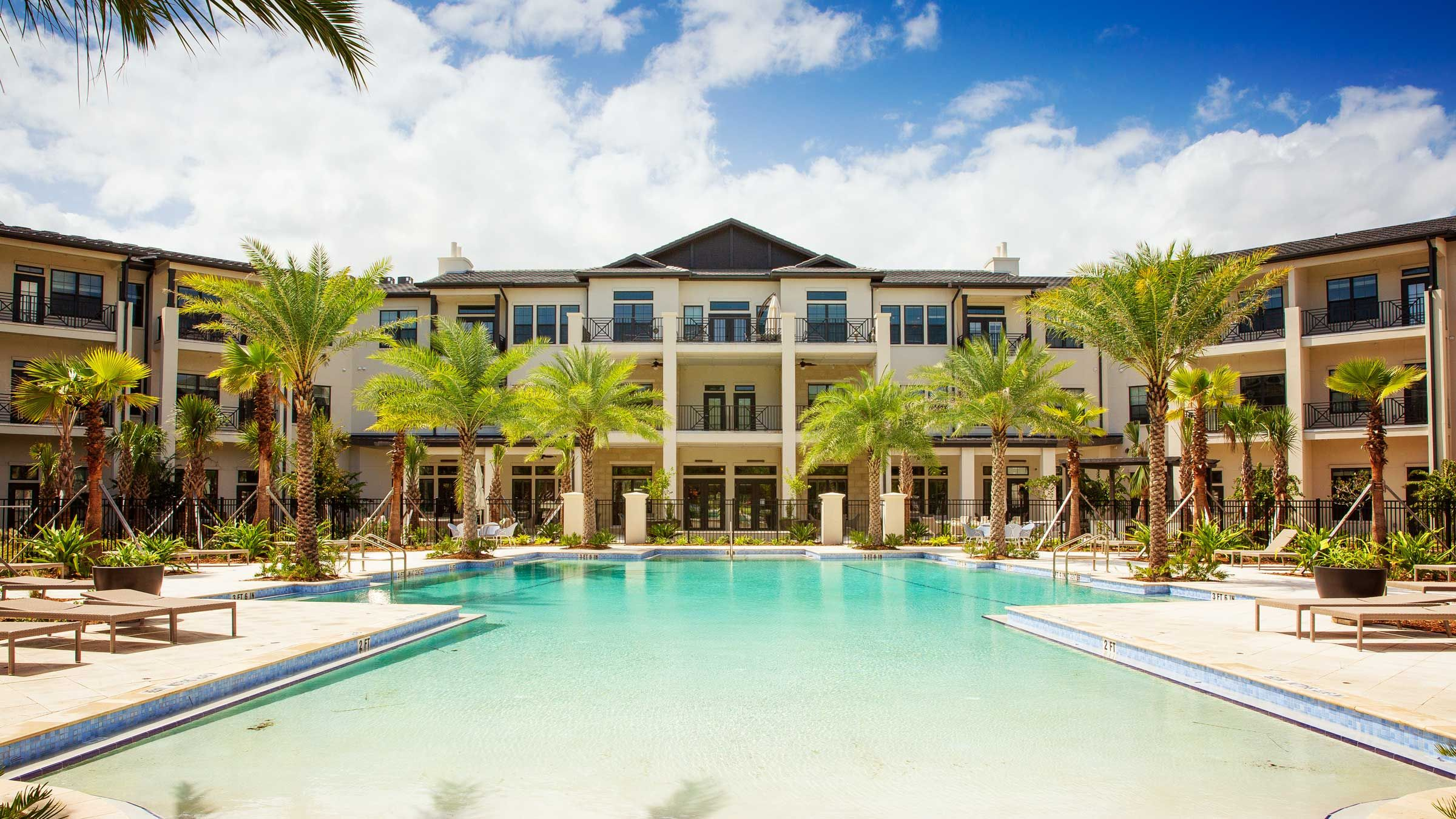 Independent Senior Apartments in Ponte Vedra, Florida