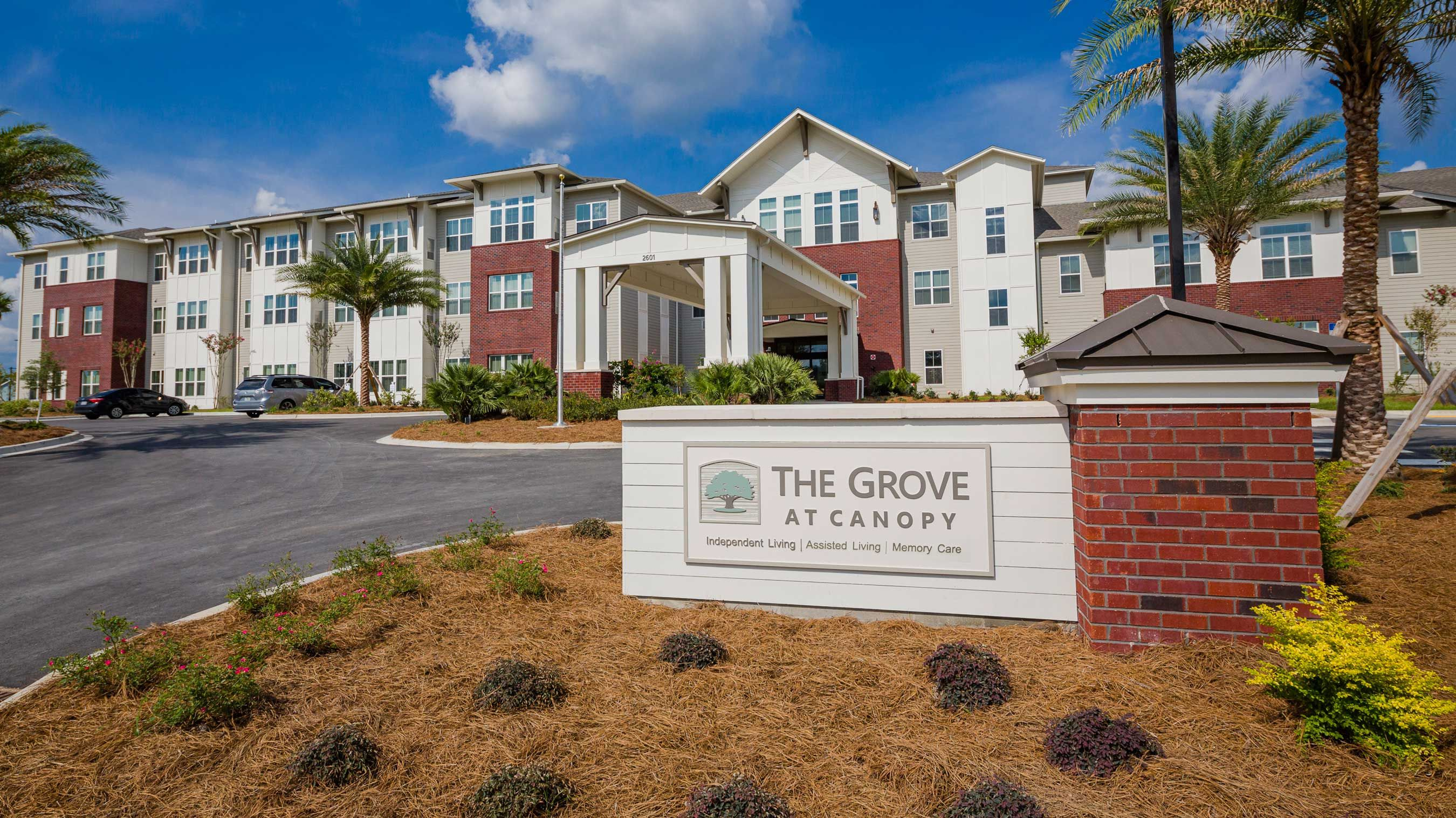 The Grove at Canopy - Assisted Living in Tallahassee Florida