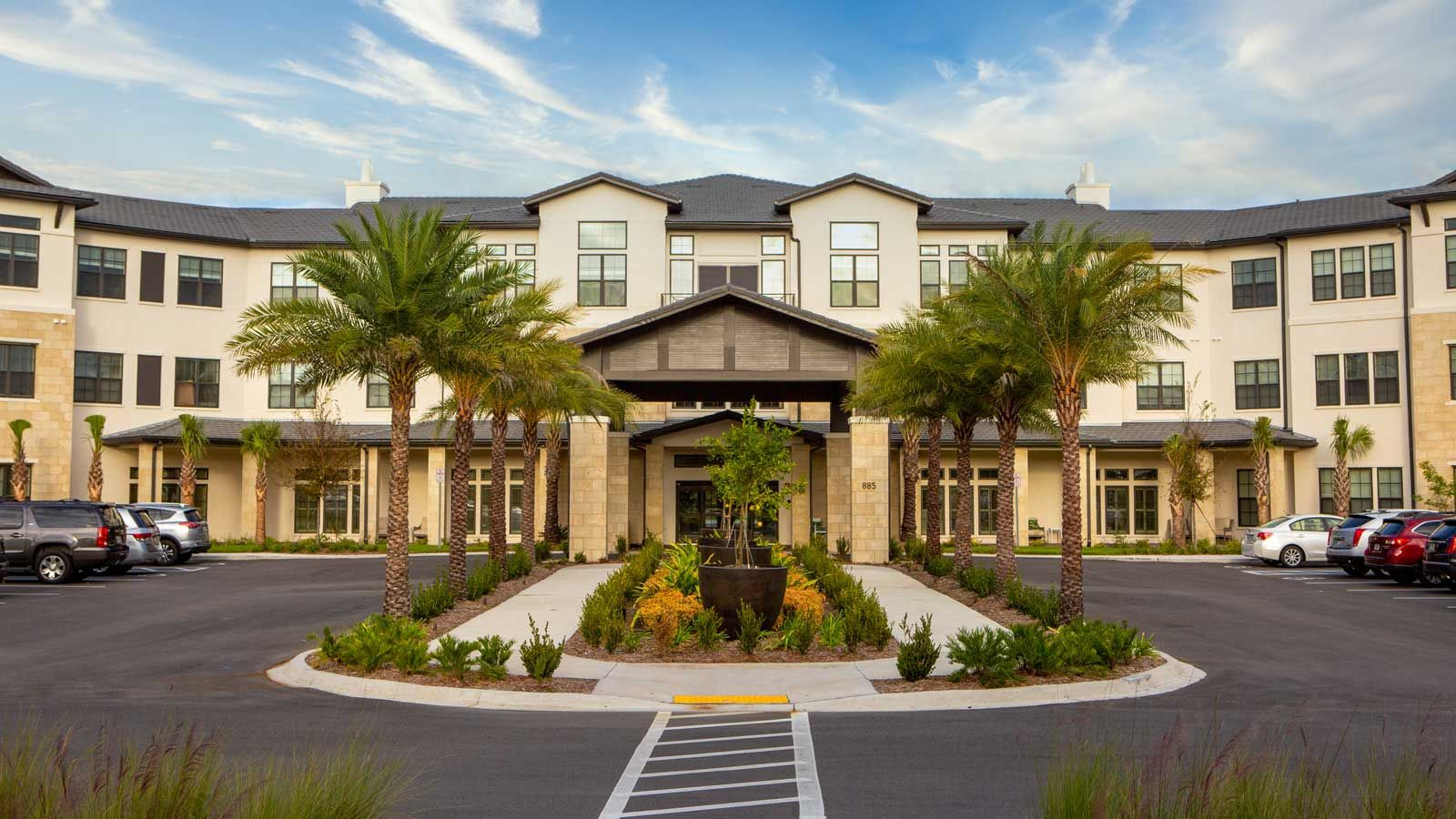 55 and older Apartments in Ponte Vedra, Florida