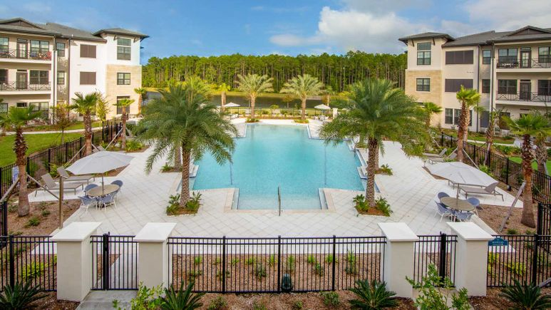 Active Adult Apartments in Ponte Vedra, Florida