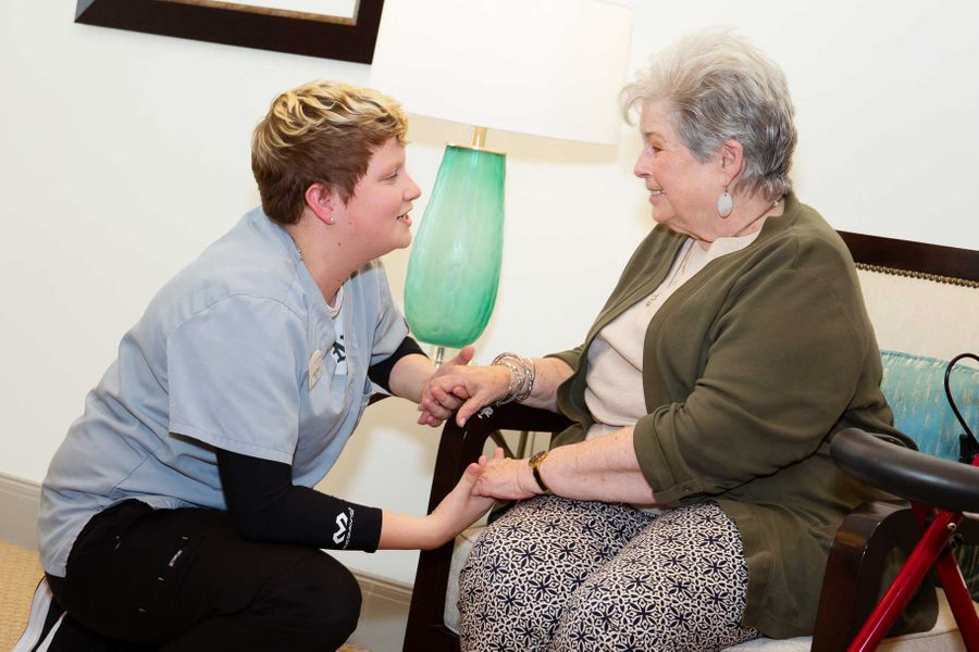 Memory Care Assisted Living & Dementia Care