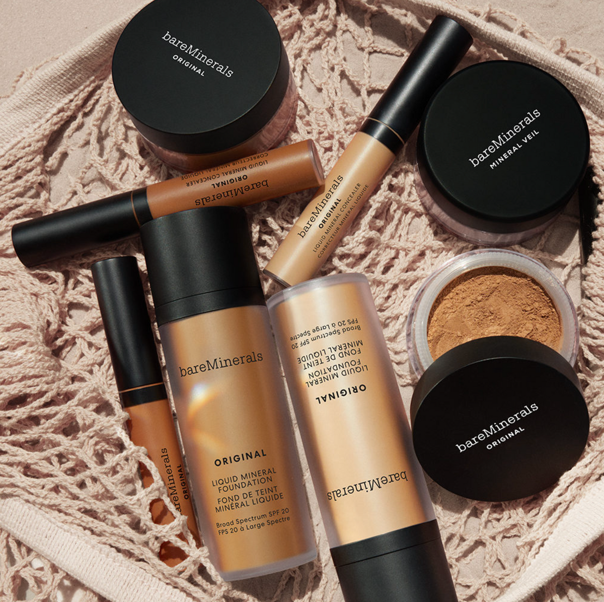 BARE MINERALS: THE POWER OF GOOD
