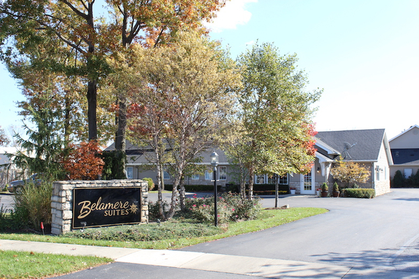 belamere Perrysburg front entrance