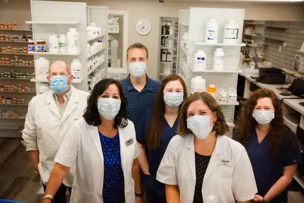 Meet Our Pharmacy Staff