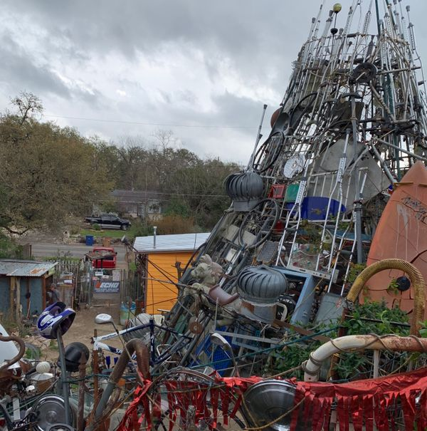 cathedral of junk atx
