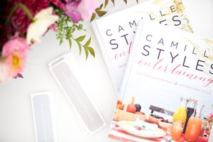 Camille Styles' book
