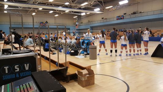 Women's Volleyball Game