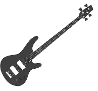 bass and amps
