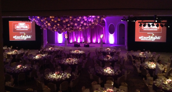 austin gala and red carpet events