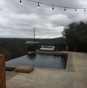 View from Camille Styles' house in Austin, Texas