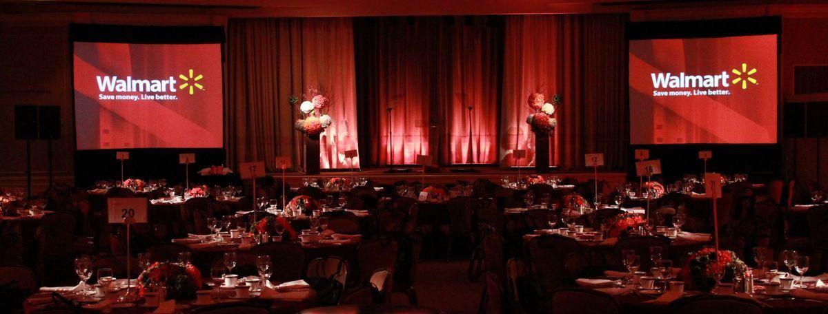 Austin gala lighting design