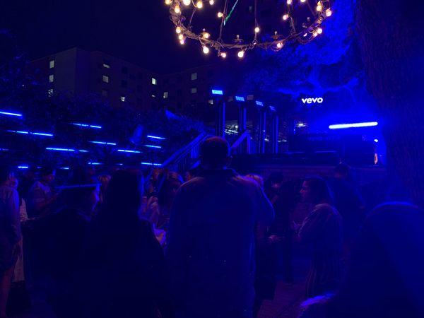 vevo party
