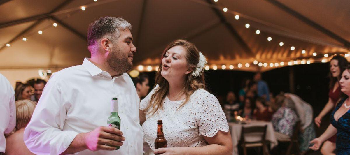 Austin wedding production