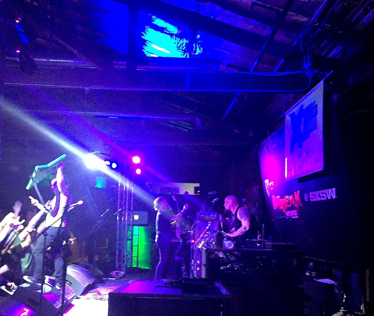 Rock Show at SXSW
