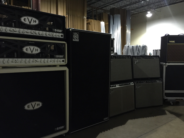 Amp rentals